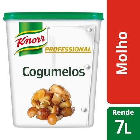 Knorr Profissional molho desidratado Cogumelos 1,08Kg