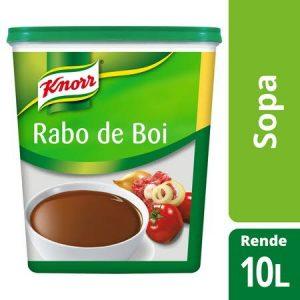 Knorr sopa desidratada Rabo de Boi 800Gr