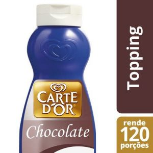 Carte D'Or topping líquido Chocolate 1Kg