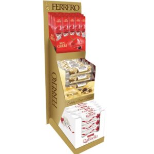 Ferrero Expositor Top 3 Bombons