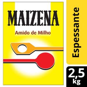 Maizena Amido de Milho 2,5Kg