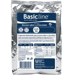 Alsa Mousse de Chocolate Basic Line