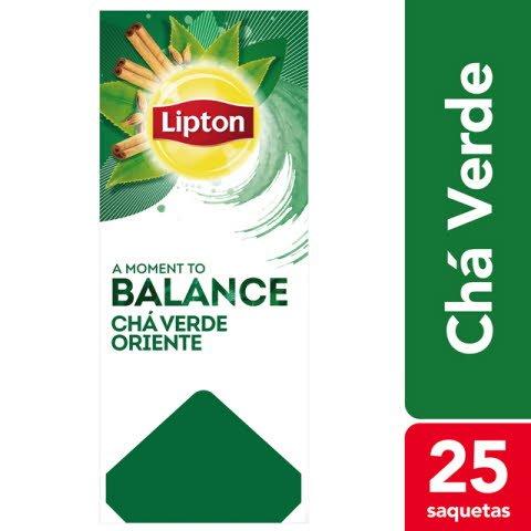 Lipton chá verde Green Tea Orient