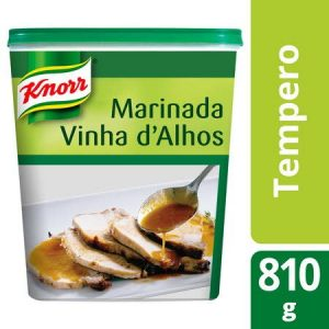 Knorr tempero desidratado Marinada Vinha d'Alhos 810 Gr