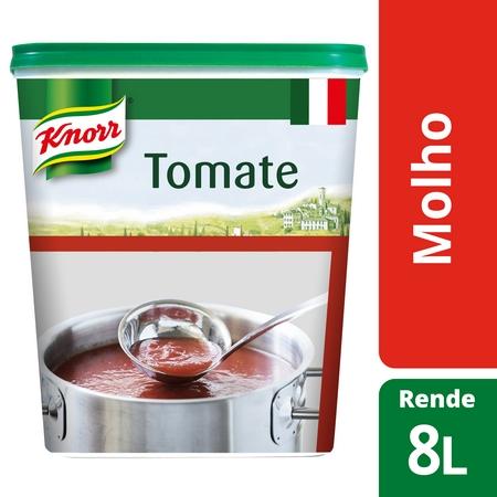 Knorr molho desidratado Tomate 875Gr