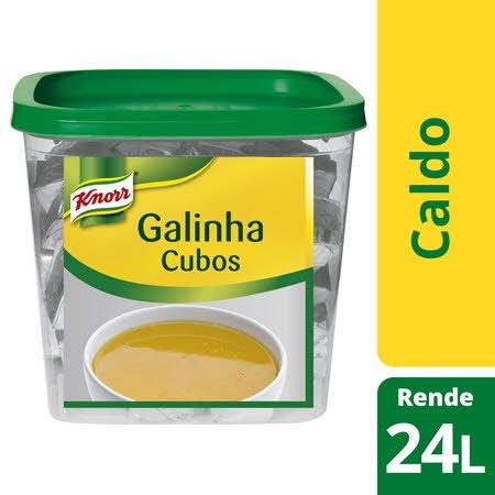 Knorr caldo cubos Galinha 48 Cubos