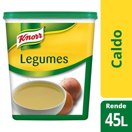 Knorr caldo pasta Legumes 1Kg