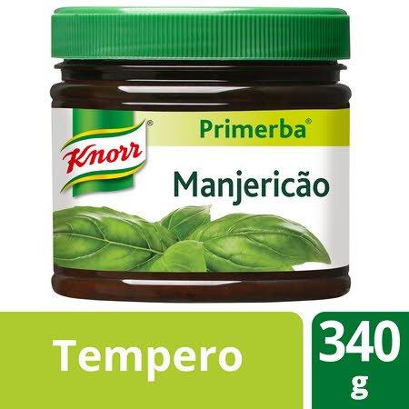 Knorr Primerba tempero pasta Manjericão 340Gr