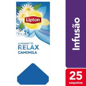 Lipton infusão Camomila