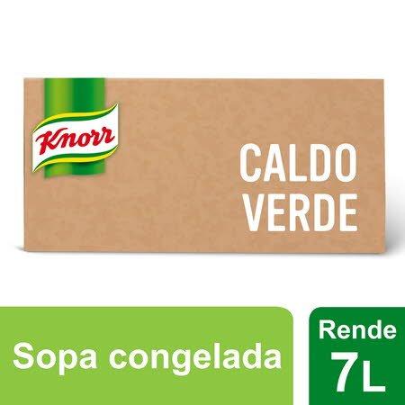 Soupe Knorr Caldo Verde 7,7Kg