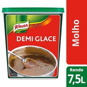 Knorr 1-2-3 molho desidratado Demi Glace 750Gr