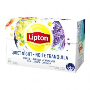 Lipton Noite Tranquila
