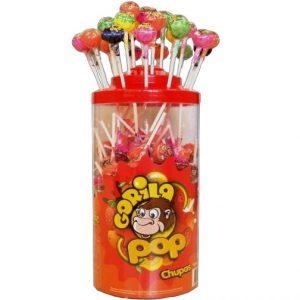 Gorila Pop (chupas)