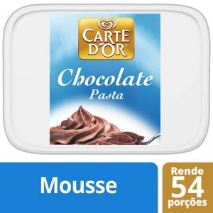 Carte D'Or base mousse pasta Chocolate 3Kg