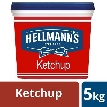 Hellmann's Ketchup 5Kg