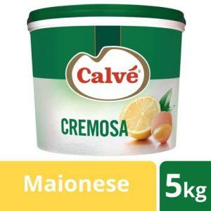 Calvé Maionese Cremosa 5Kg