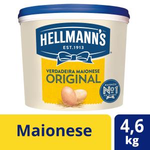 Hellmann's Maionese 4,6Kg