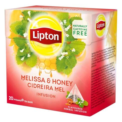Lipton Cidreira e Mel