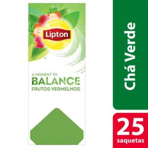 Lipton chá Verde Frutos Vermelhos