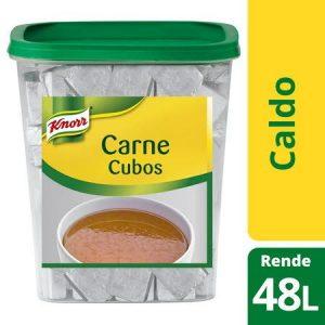 Knorr caldo cubos Carne 96 Cubos
