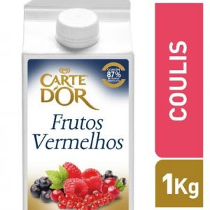 Carte D'or Coulis Frutos Vermelhos 1Kg