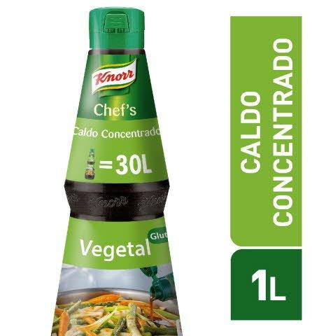 Knorr Caldo Líquido Concentrado Vegetais 1Lt