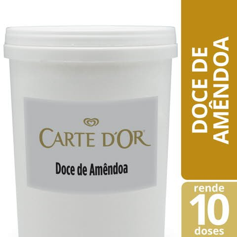Carte D'Or Doce de Amêndoa 1,1 Kg