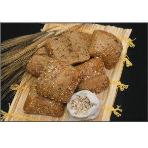Pão Cereais c/4 Sementes 80 Grs