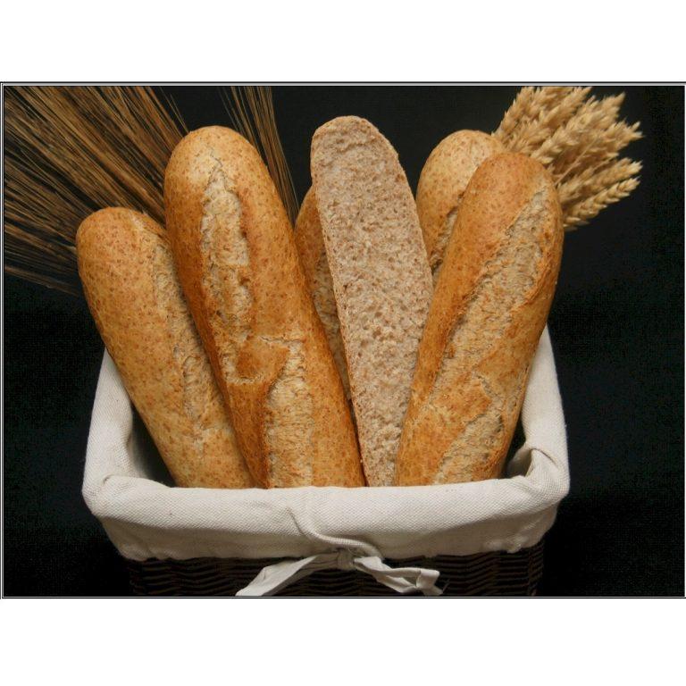 Meia Baguete Sandwich Integral 113 Grs