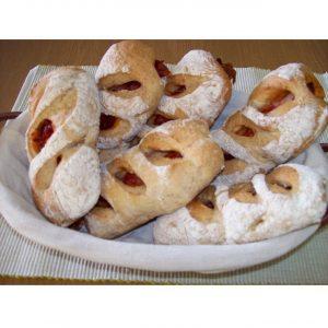 Pão com Chouriço ±120 Grs