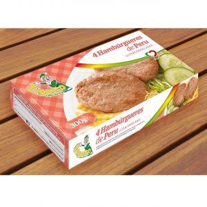 Hambúrgueres 4 de Peru