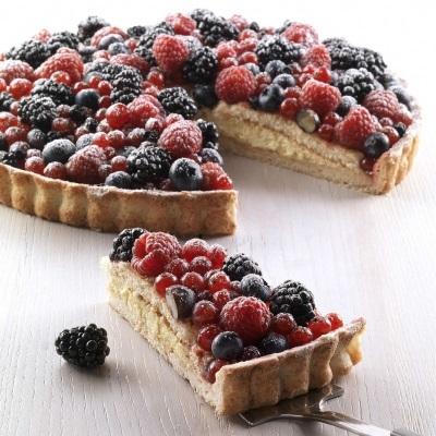 Wild Fruit Pie