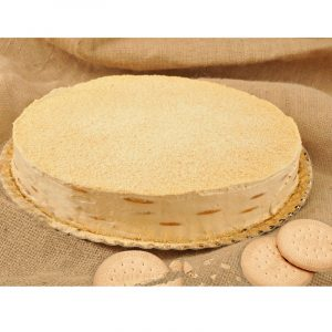 Gâteau Biscuit Rond Traditionnel
