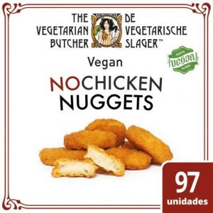 "The Vegetarian Butcher - Nuggets de ""Frango"" Vegan 1,75Kg"