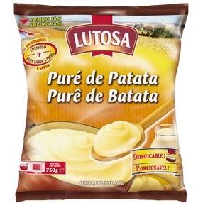 Puré de Batata Saquetas
