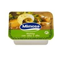 Manteiga C/Alho 10grs (Mimosa)