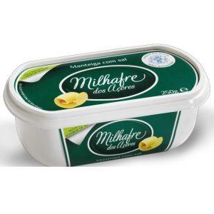 Manteiga Milhafre dos Açores 250 g