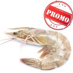 Crevettes Sauvages 60/80