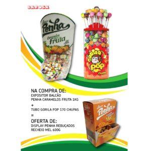 Penha Pack Exp. Fruta + Pop 170 of. Reb. Mel
