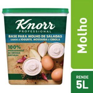 Knorr molho para saladas desidratado Iogurte 550 Gr
