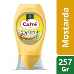 Calvé Mostarda Top Down 257Gr