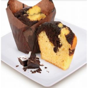 Muffins Mármore 85g