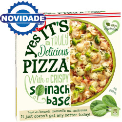 YES it's Pizza Espinafres